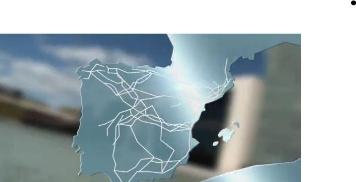 Mapa de redes inteligentes en España