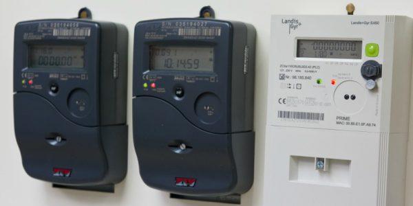 Contadores electricidad